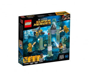 LEGO Super Heroes Bitwa o Atlantis